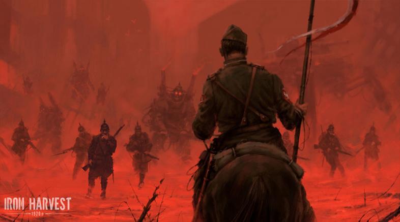 Iron Harvest Saxony Empire preview