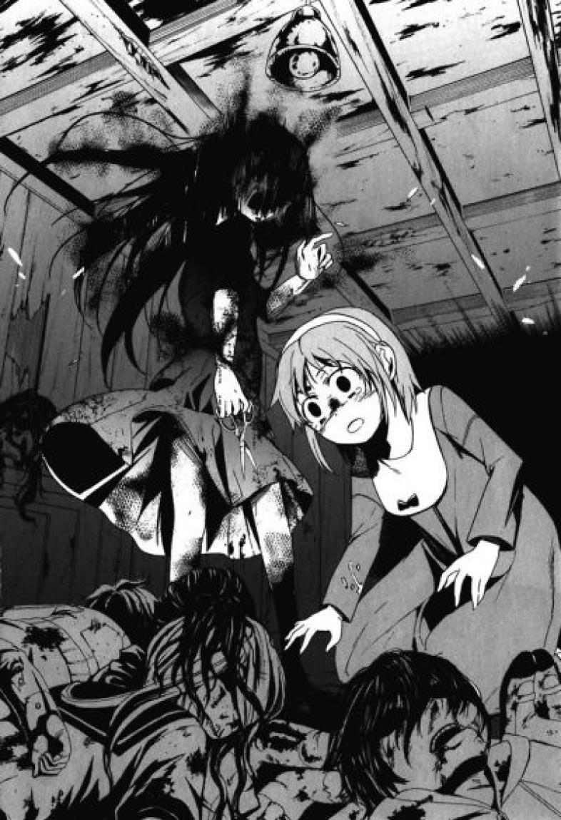 Survival Horror Mangas