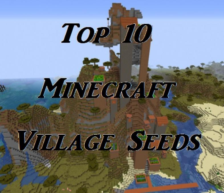 what if you could spawn very close to a village full of loot and resources?