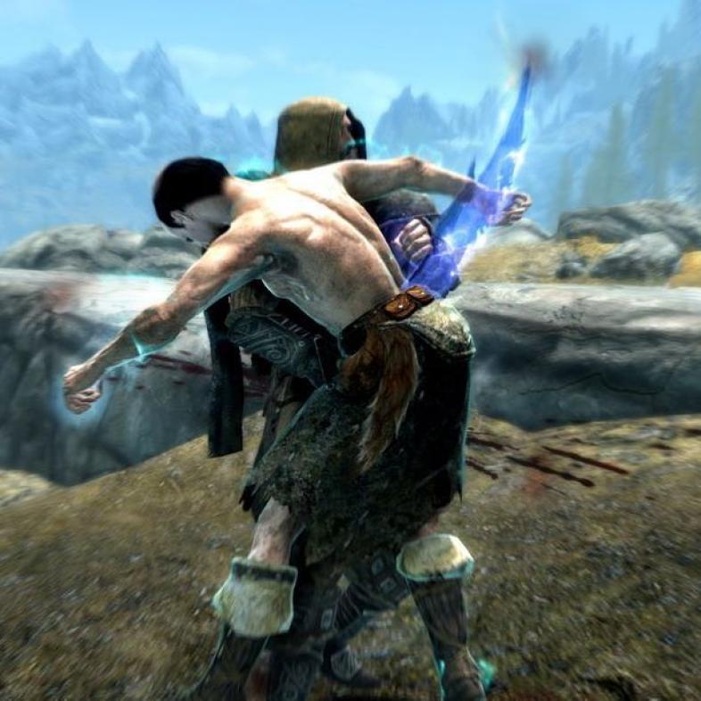Skyrim Best Swords