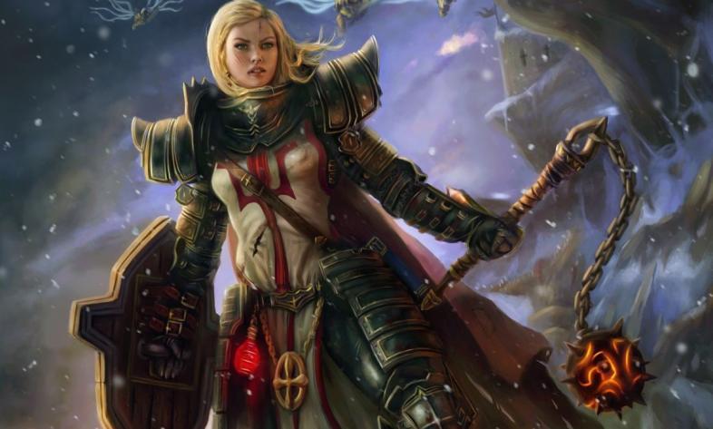 Best armor sets for Crusaders in Diablo 3