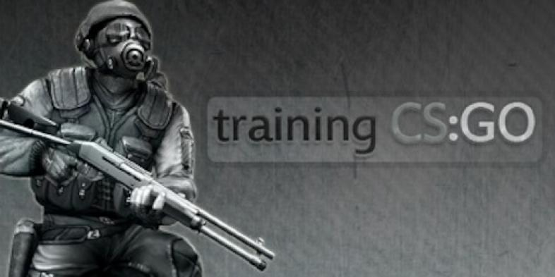CSGO AWP training map