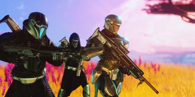 Destiny 2 Best F2P Exotics