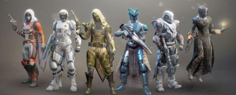 Destiny 2 best Classes