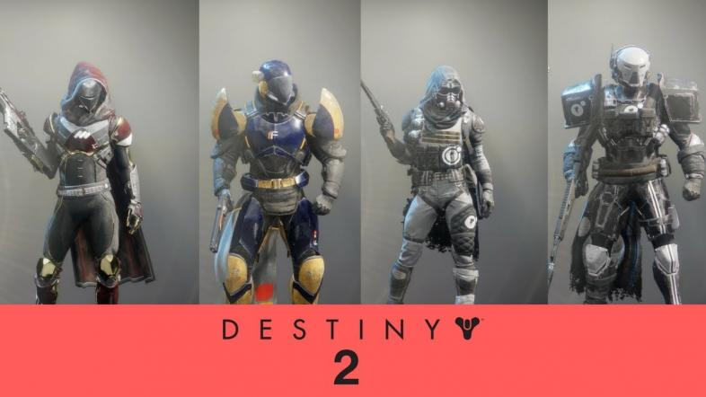 Destiny 2 Best Armor Sets For Each Class | GAMERS DECIDE