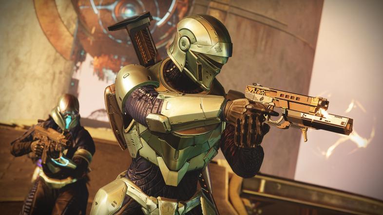 Destiny 2 Best Sidearms