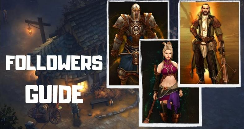 Diablo 3 Best Followers For Each Class Gamers Decide