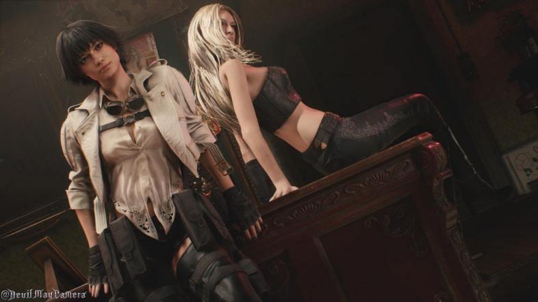 Devil May Cry, DMC 5, female characters
