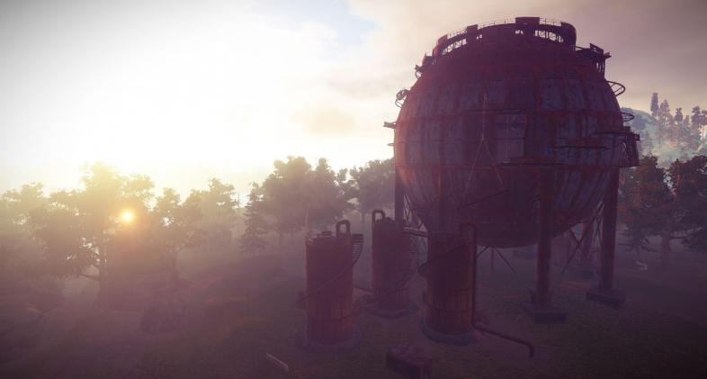 Rust Best Monuments