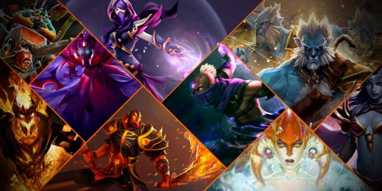 Top 10 Best Dota 2 Carry Players Who Are Godlike | GAMERS DECIDE