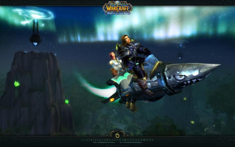 World of Warcraft: 10 Most Epic Flying Mounts You Should Have