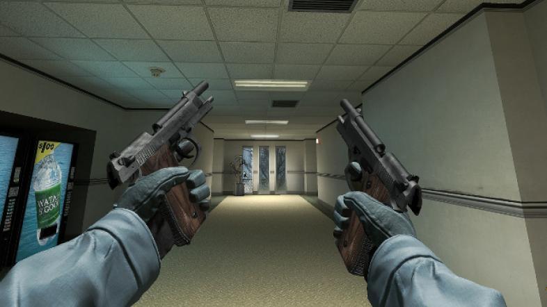 Best Dual Beretta Skins