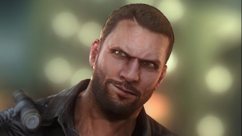 Kyle Crane as protagonist