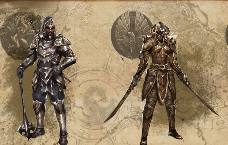 Best ESO Armor Sets