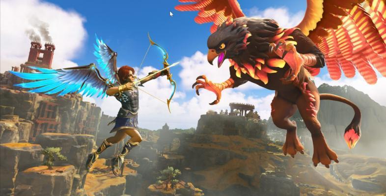 best mythology games
