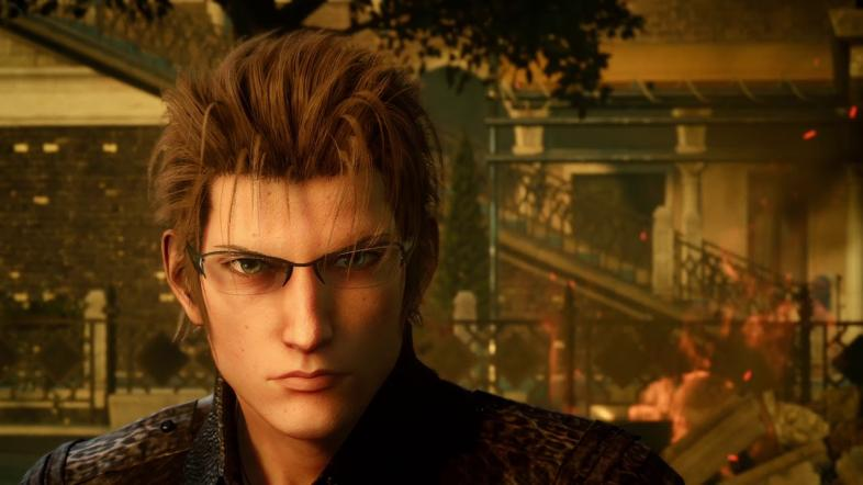 most handsome final fantasy characters