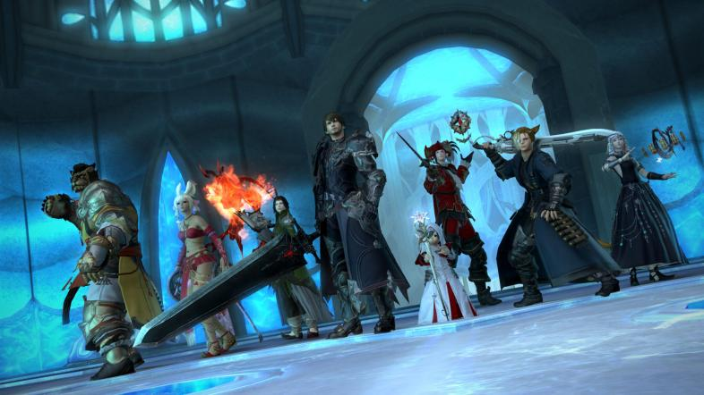 FF14 Best Starting Classes for Beginners, FF14 Best Class for Beginner, ff14 best beginner class