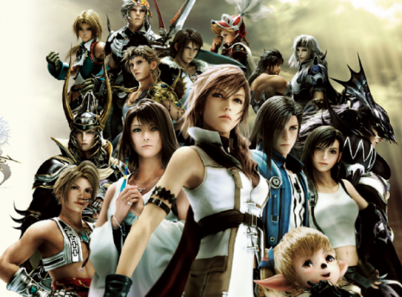 Final Fantasy Most Popular Characters