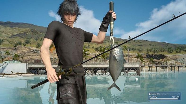 Final Fantasy XV Best Gear Pieces