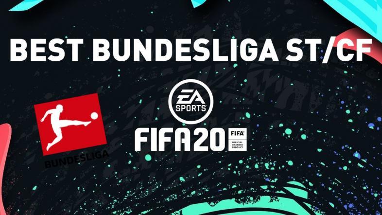 FIFA 20 amazing Bundesliga strikers