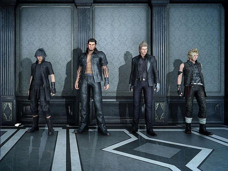 Final Fantasy XV Best Characters