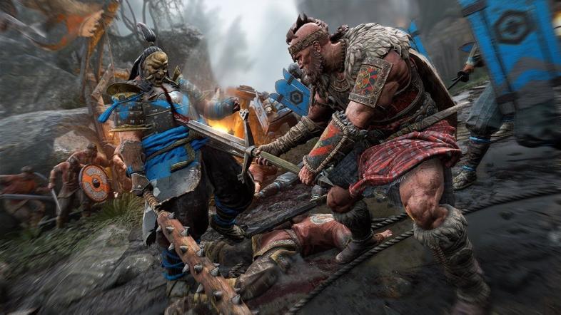 For Honor, Highlander, shugoki