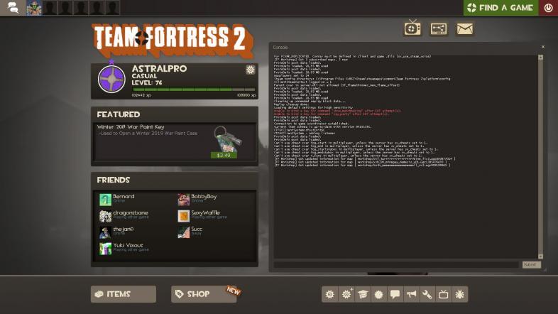 TF2 Best FPS Setting