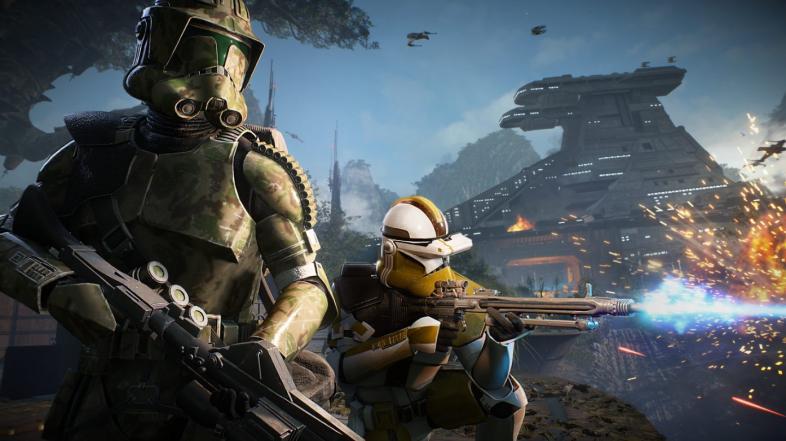 Games like Star Wars Battlefront, games like swbf2