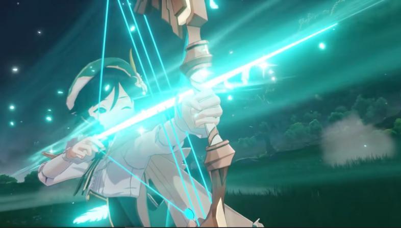 Genshin Impact Best Bows