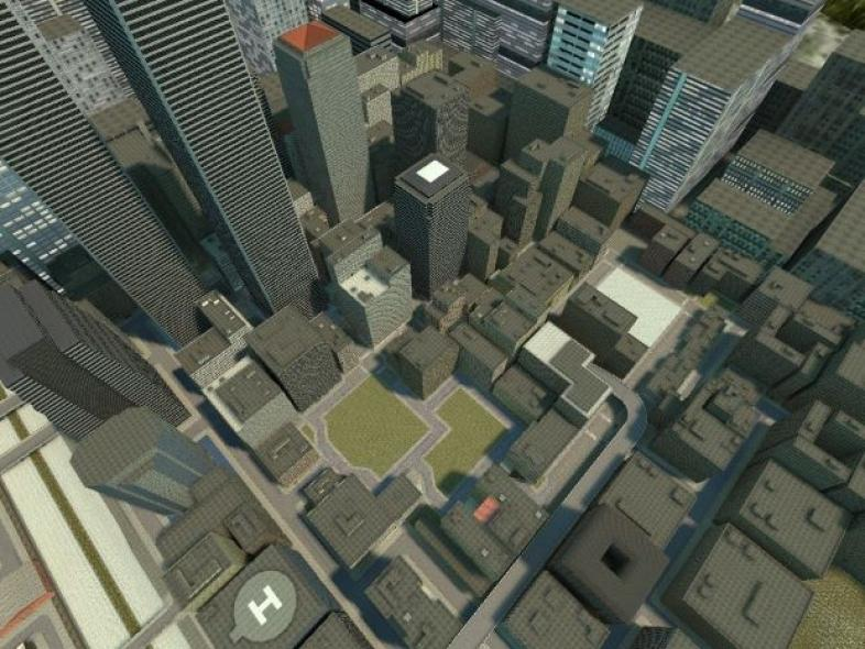 Garry's Mod Best City Maps