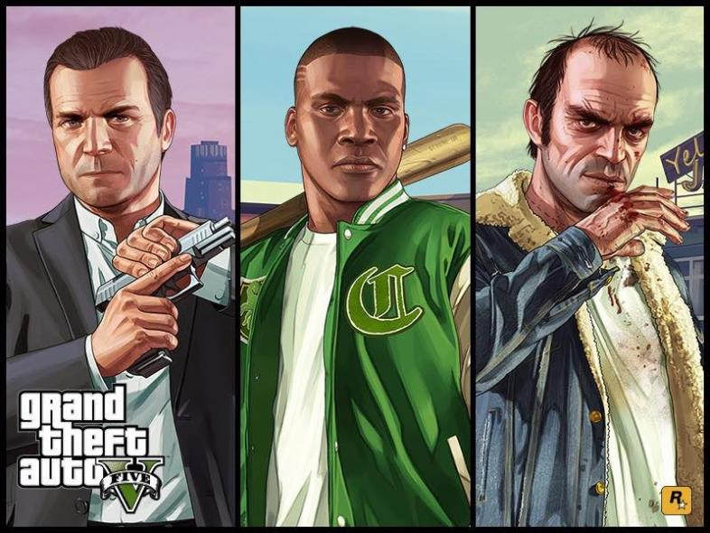 awesome locations in GTA 5