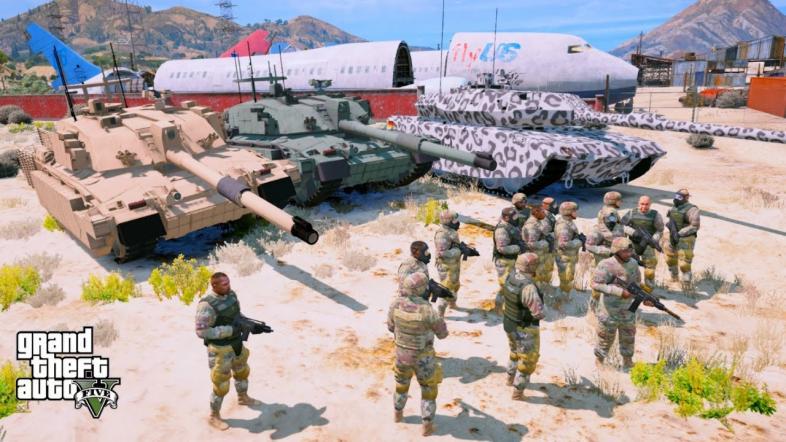 GTA 5 Best Combat Mods