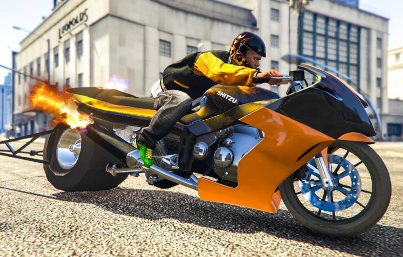 Top 5 Gta Online Best Motorcycles Gamers Decide