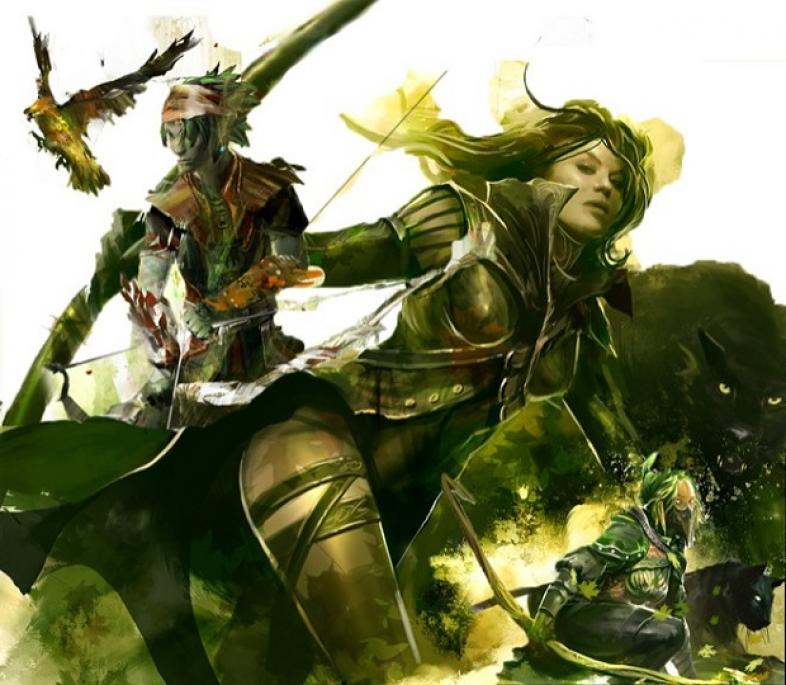 Guild Wars 2 Best Class What S The Best Class To Play Gamers Decide