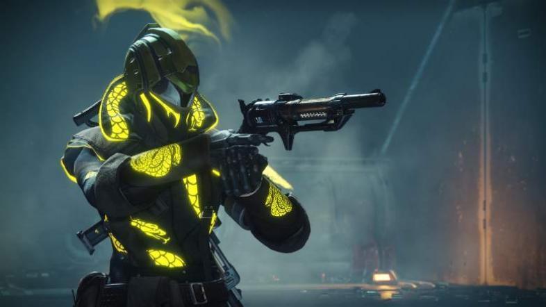 Destiny 2 Best Energy Hand Cannon