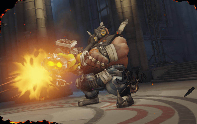 Overwatch Best Roadhog Skins