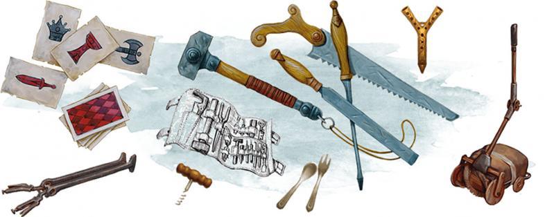 DnD Best Artisan Tools