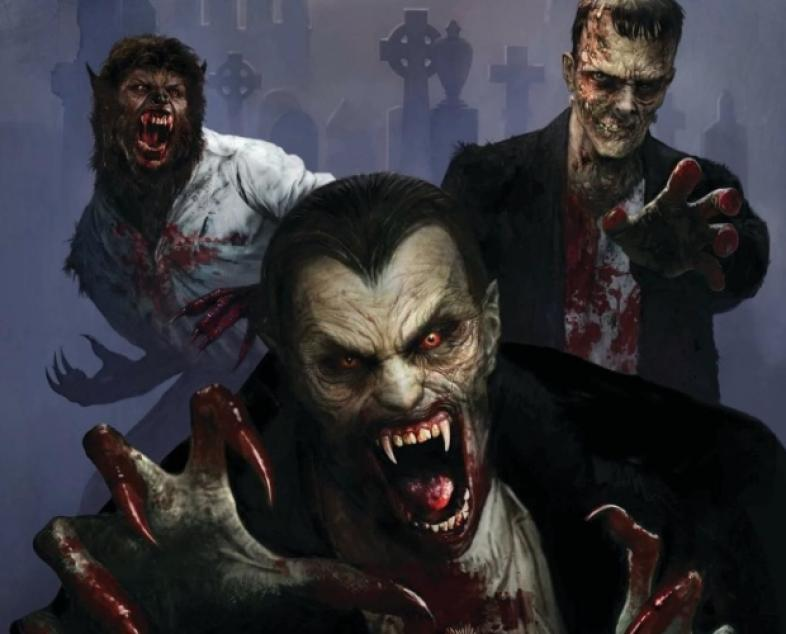Horror Tabletop Games