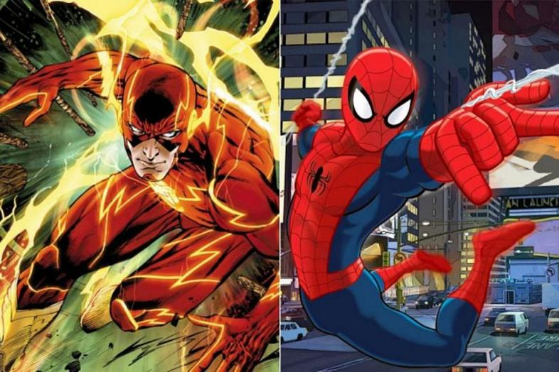 Spider-Man vs. Flash, Spider-Man vs. The Flash who would win