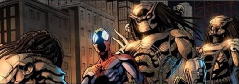Spider-Man vs. Predator, Spider-Man vs. Predator who would win
