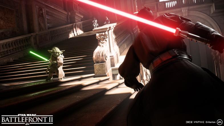 Star Wars Battlefront 2 best hero