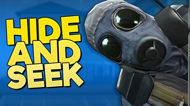 CS:GO Hide and Seek Maps