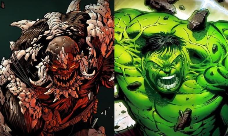 Hulk Vs Doomsday | GAMERS DECIDEDoomsday Vs Hulk
