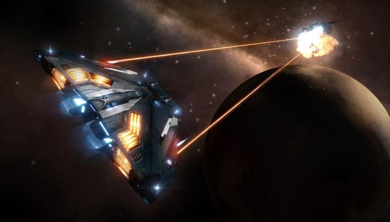 Elite Dangerous: Review and Gameplay