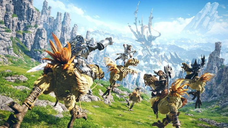 Top 10 Games Like FF14 (Games Better Than FFXIV In Their Own