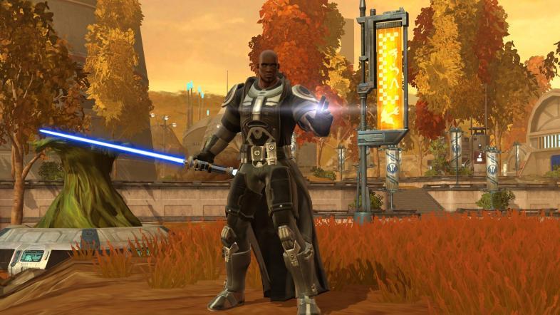 Best Armor for Jedi Guardian