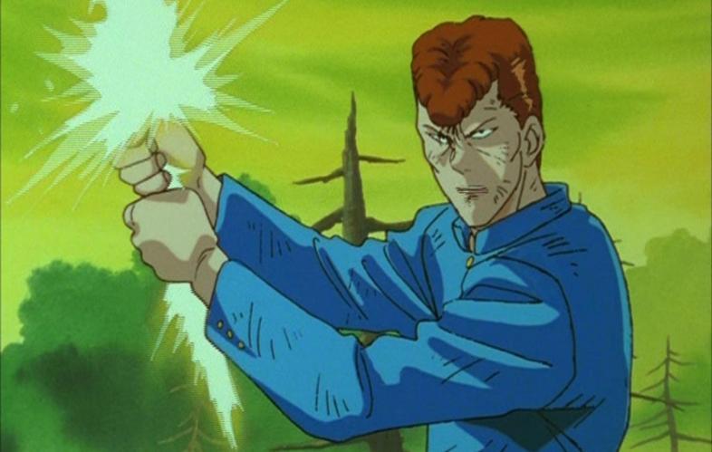 Yu Yu Hakusho Best Fights