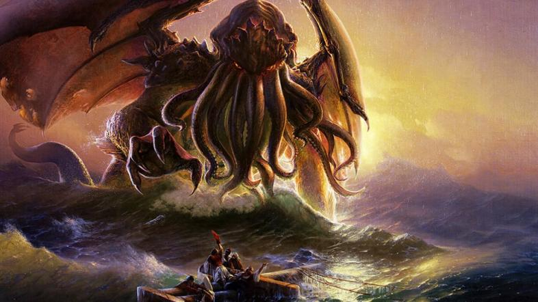lovecraftian,lovecraft,cosmic horror, horror, cthulhu