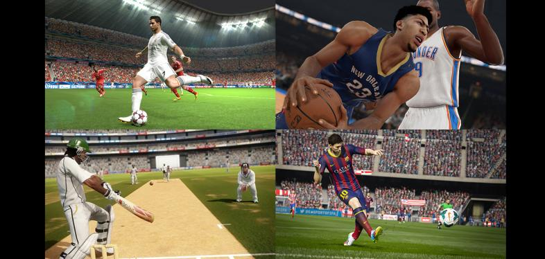 10 Best Sports Games To Play in 2015 (PC)