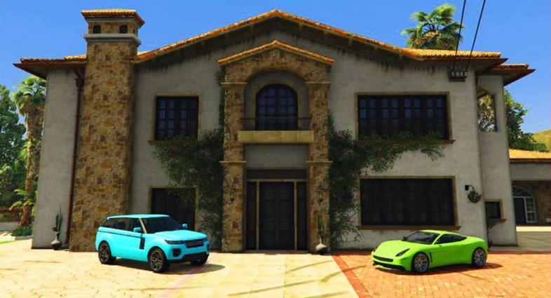 Buying properties in GTA 5